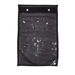 20 Pockets High-Quality Durable PVC Fishing Tackle Bag Lures Bag Tackle Reel Bag Outdoor Sports Hunting Travel Backpack Bag