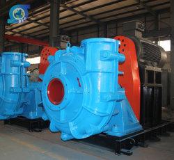 Iron Steel Plant Tailings Mud Horizontal Big Slurry Pump