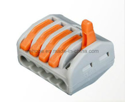 AC Quick Connect 5 Pin Spring Wire Connector
