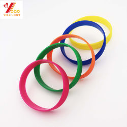 2018 New Fashion Silicone Rainbow Pride Bracelet Mutilayered Rubber Gay Lesbian Lgbt Wristband Jewelry