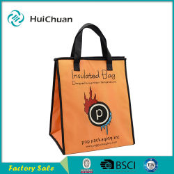 Customized Non Woven Disposable Insulated Cooler Bag