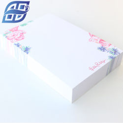Wholesale China Manufacturer Full Color Sticky Note Memo Pad