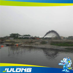 Julong Hydraulic Sand Cutter Suction Dredger Machine for Sand Dredging Hot Selling