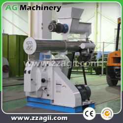 China Poultry Animal Fodder Making Machine for Livestock