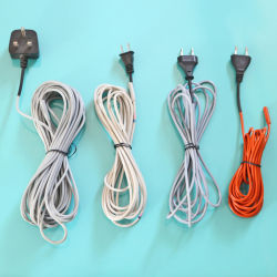 9m Electric Heating Cable /Reptile Heating Wire in Chinese Factory