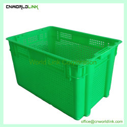 Plastic Container, Storage Bin, Mesh Tote, Vegetable Crate, Fruit Box for Sale