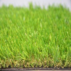(AS) Natural Looking Green Artificial Grass for Backyard