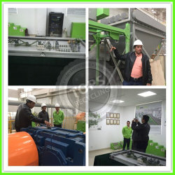 Rubber Crumb Making Line for Recycle Used Tyre
