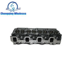Auto parts JT Completed Cylinder head with rocker arm assembly for KIA J2 2700cc PREGIO