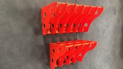 Emergency Rescue Equipment Fire Water Hose Rack for 4/6 Hoses