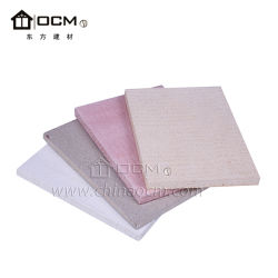 Internal and External Magnesium Oxide MGO Sulfate Wall Fireproof Board