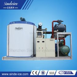 Wholesale 25t Daily Output Industrial Flake Ice Making Machine