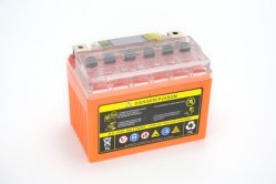12V 4.5ah Ytz5s Outdo Digital Display Gel Mf Maintenance Free Factory Activated Power Sports High Performance Rechargeable Lead Acid Motorcycle Battery