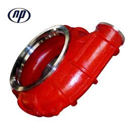 H14110 Chrome Alloy Slurry Pump Volute Liner for 16/14 Tu-Ah
