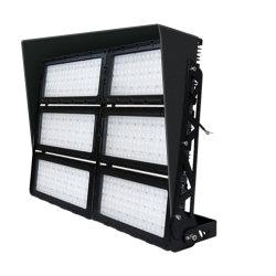 Factory Aluminum 1200watt Sport Arena LED Flood Light IP65 SMD Tower Crane Lamp