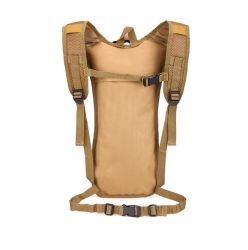Slim Military Hiking Sports Hydration Pack Bag with Water Bag