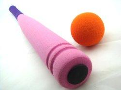 Soft Kids Toy Cat Toy Outdoor Sports Foam Baseball Bat Set Toys