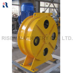 Risen Rh100 4 Inch Industrial Squeeze Hose Pump / Bentonite Slurry Pump