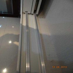 Latest Home Window Design PVC Sliding Window Price Philippines Make in China