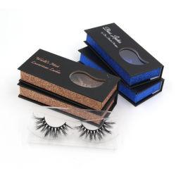 Wholesale Private Label Eyelash Packing Boxes Custom Eyelash Cases