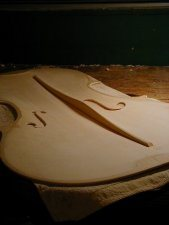 4/4 Solid Wood Cello and Cello Parts