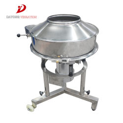 High Frequency Slurry Vibrating Filter Sieve for Liquid