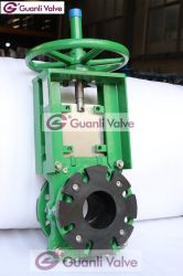 Heavy Duty Slurry Knife Gate Valve for Mining