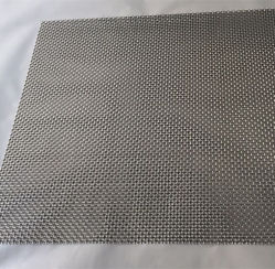 Crimped Wire Mesh/Square Wire Mesh/Woven Wire Mesh-Wire Screen Mesh for Crushers
