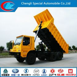 Low Price 30tons 6X4 Mining Dump/Tipper Truck Shacman Truck