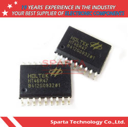 Ht46r47 8-Bit Sop18 Otp Battery Charger Controller a/D Type IC
