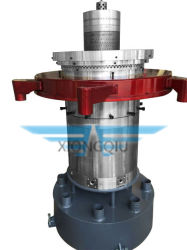 3 Layers IBC Co-Extrusion Die Head for Film Blowing Machine