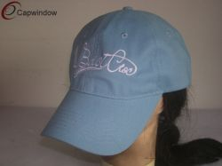 Embroidery Sports Baseball Cap Promotion Dad Hat with Organic Cotton