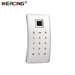 KERONG Smart Electronic Cabinet Fingerprint Lock Automatic Code Changeable Digital Combination Bluetooth For Sauna Gym Locker