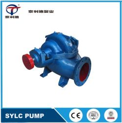 API610 BB1 Single Stage Double Suction Horizontal Centrifugal Diesel Bronze Impeller Axially Volute Split Casing Water Pump Manufacturer