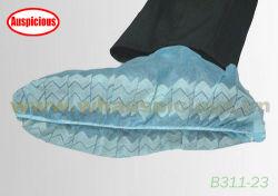 Disposable Non Woven Non-Skid Shoecver in Hospital & Factory/