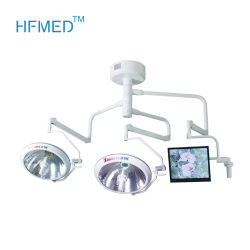 Halogen Double Lamp Used in Surgery (ZF700)