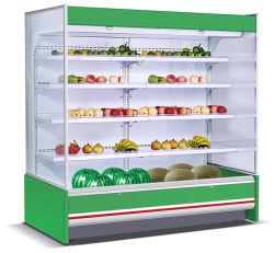 Fmg-15/20/25 Supermarket Refrigeration Display Case for Vegetable & Fruit
