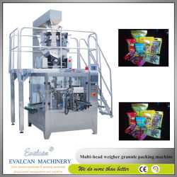 Sugar Coffee Oatmeal Desiccator Small Grain Automatic Packaging Machine
