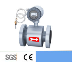 Compact Electromagnetic Heat Meter with 4-20mA (DN10-3000) , for Water and Sewage