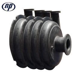R55 Rubber Slurry Pump Impeller E4147 for 6/4D (E) - Ah