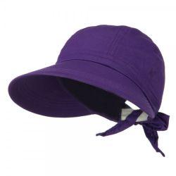 9c3d56ed83c Newest Ladies Sun Protection Wide Visor Cap