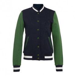 Custom Basebell Jacket Shirt for Man in Fleece Fabric