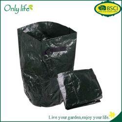 Onlylife Flexible PE Vegetable Potato Grow Bags Planting Bag Garden Pots Planters