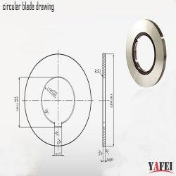 Circular Slitting Blade Knife for Cutting Metal Paper Plastic Film