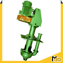 1200rpm Motor Speed Vertical Slurry Pump