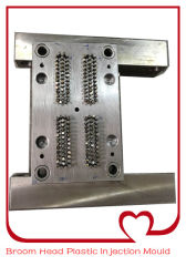 Broom Head Plastic Injection Mould