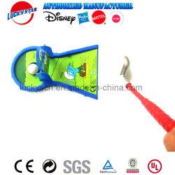 Plastic Outdoor Indoor Kid Golf Sport Toy Game Set with En71 Certificate
