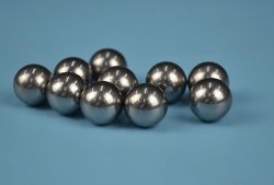"""1 5/16"""" 33.338mm Monkey Fist Tactical Stainless Steel Ball Cores"""