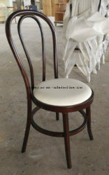 Morden Beechwood and High Quality Stackable Chair for Wedding Dining and Restaurant (M-X1302)