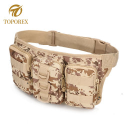Military Tactical Waist Bag Waterproof Hip Pack Belt Bag Outdoor Bum Bag